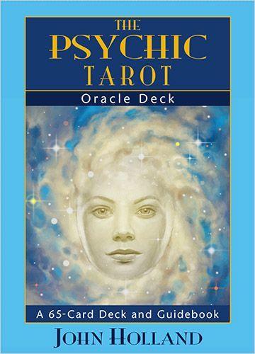 心靈塔羅牌:The Psychic Tarot Oracle Deck.jpg