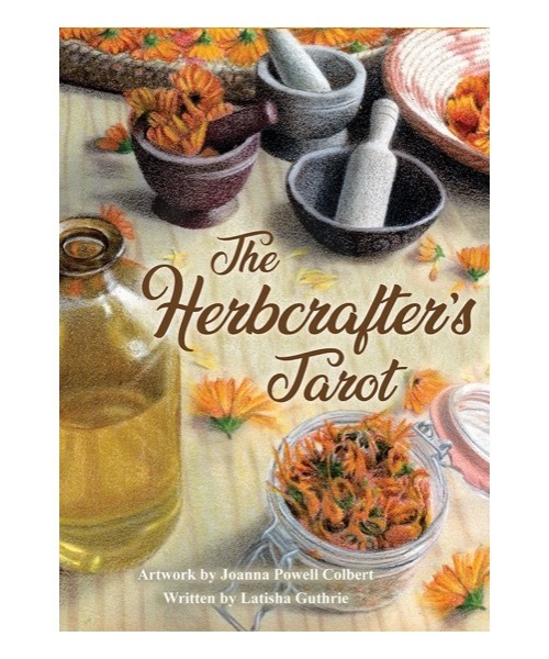 藥草師塔羅:The Herbcrafter's Tarot.jpg