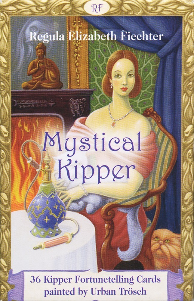 神祕基博占卜卡:Mystical Kipper Deck Cards.jpg