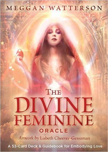 神聖的女性神諭卡:The Divine Feminine Oracle.jpg