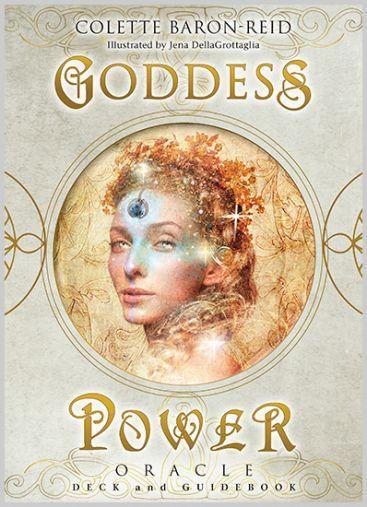 女神力量神諭卡:Goddess Power Oracle.jpg