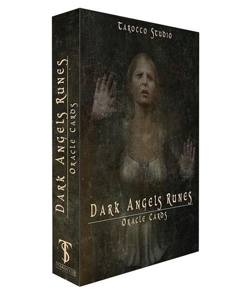 暗黑天使盧恩符文指引卡:Dark Angels Runes Oracle Cards.jpg