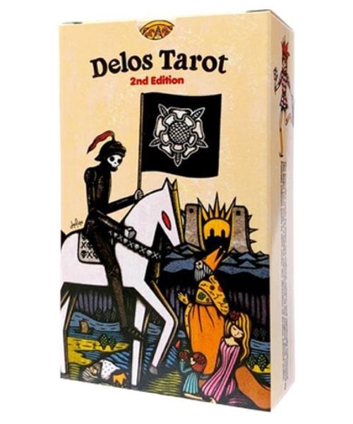 新提洛塔羅牌 2.5:Delos Tarot.jpg