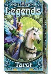 安妮斯托克斯傳奇塔羅牌:Legends Tarot Anne Stokes.jpg