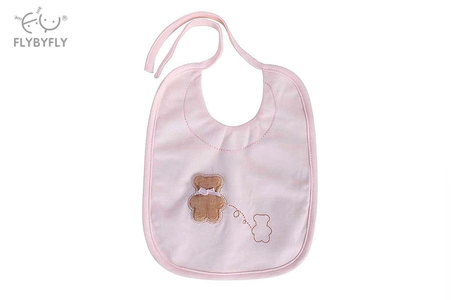 Mini Bear Baby Bib (Pink).jpg