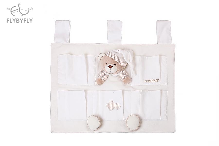 3D Bear 5 Pocket Nursery Organiser (White).jpg