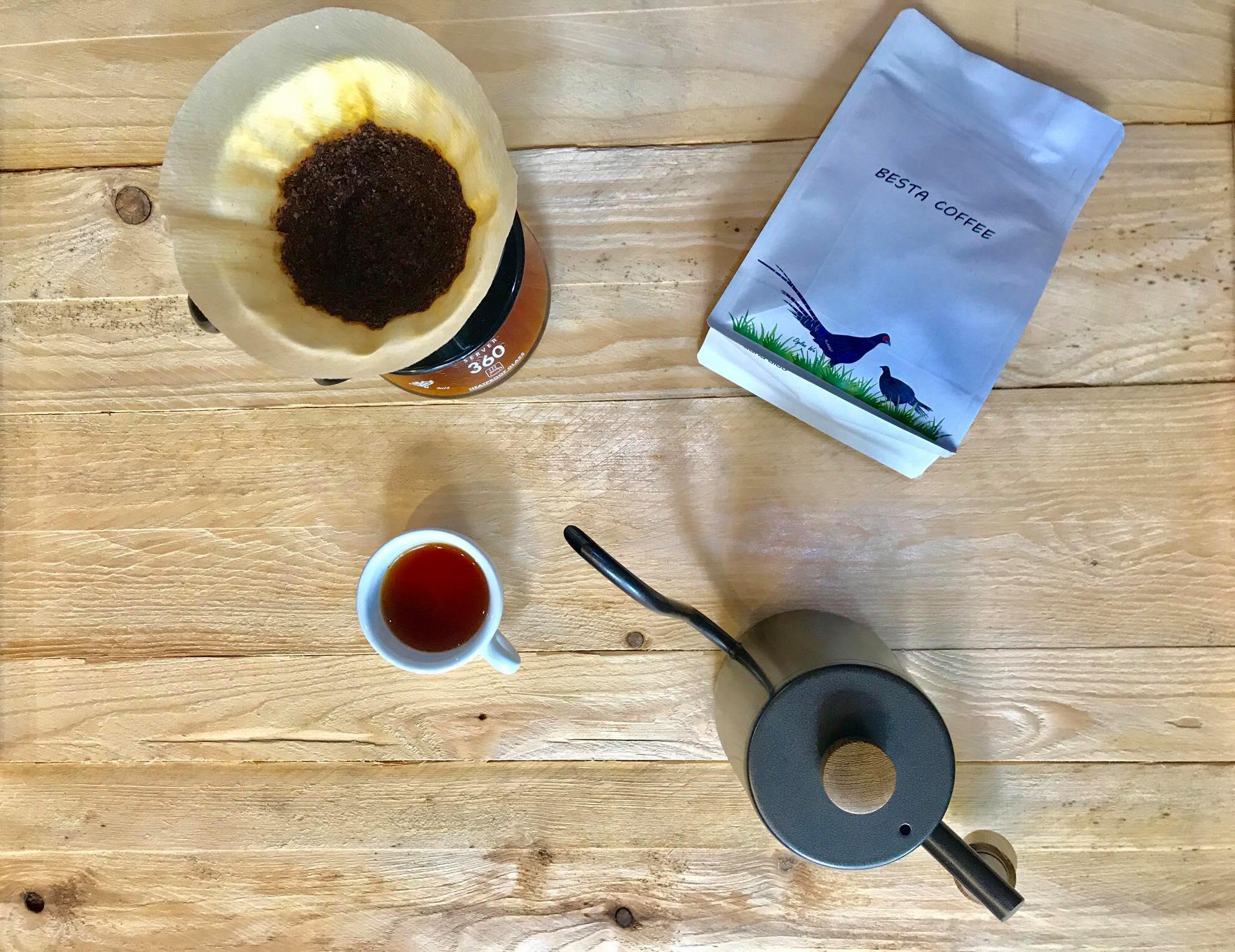 台灣鳥咖啡 | Taiwan Birds Coffee
