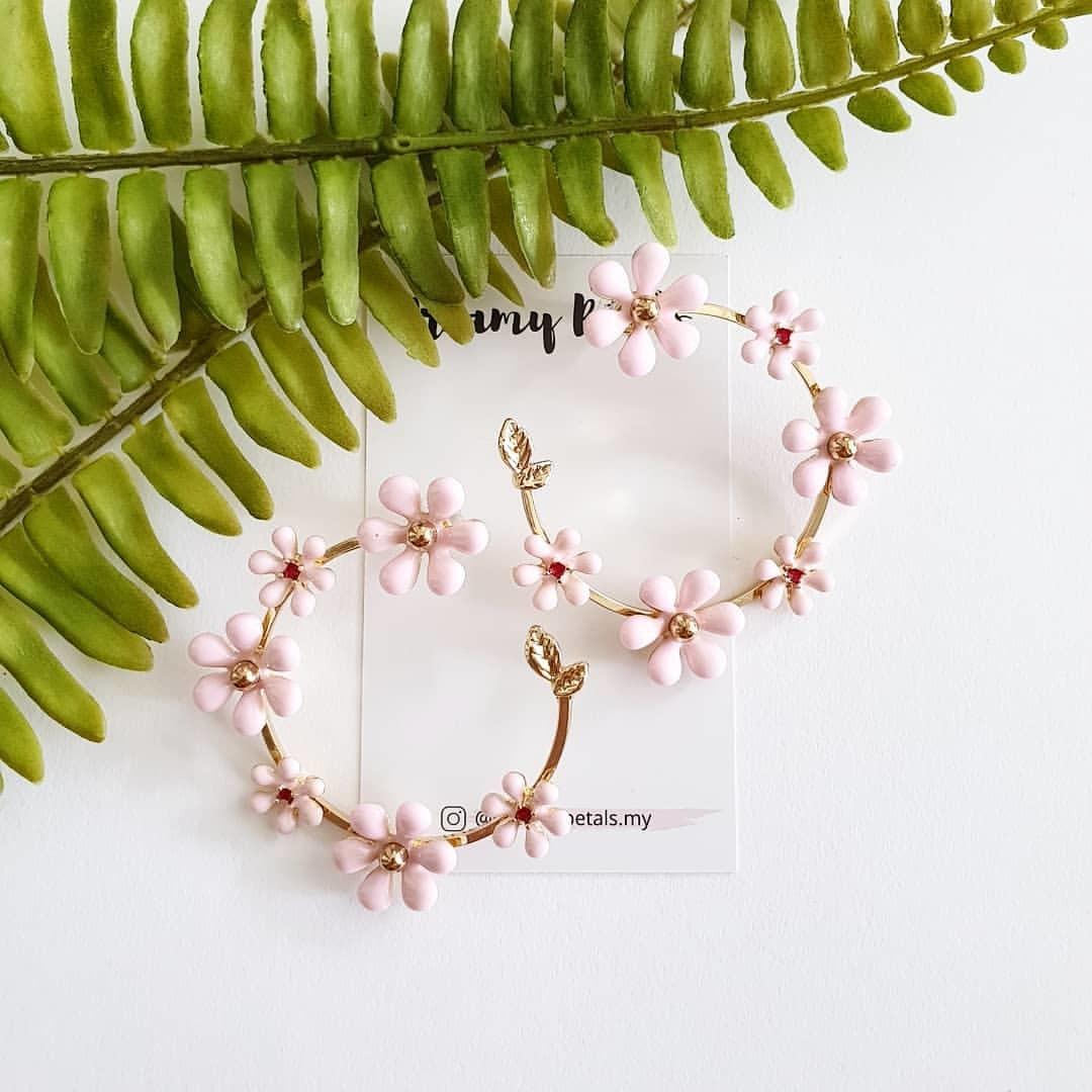 Forever Floral Earrings_77228743_960343167670513_2629989622952236779_n.jpg