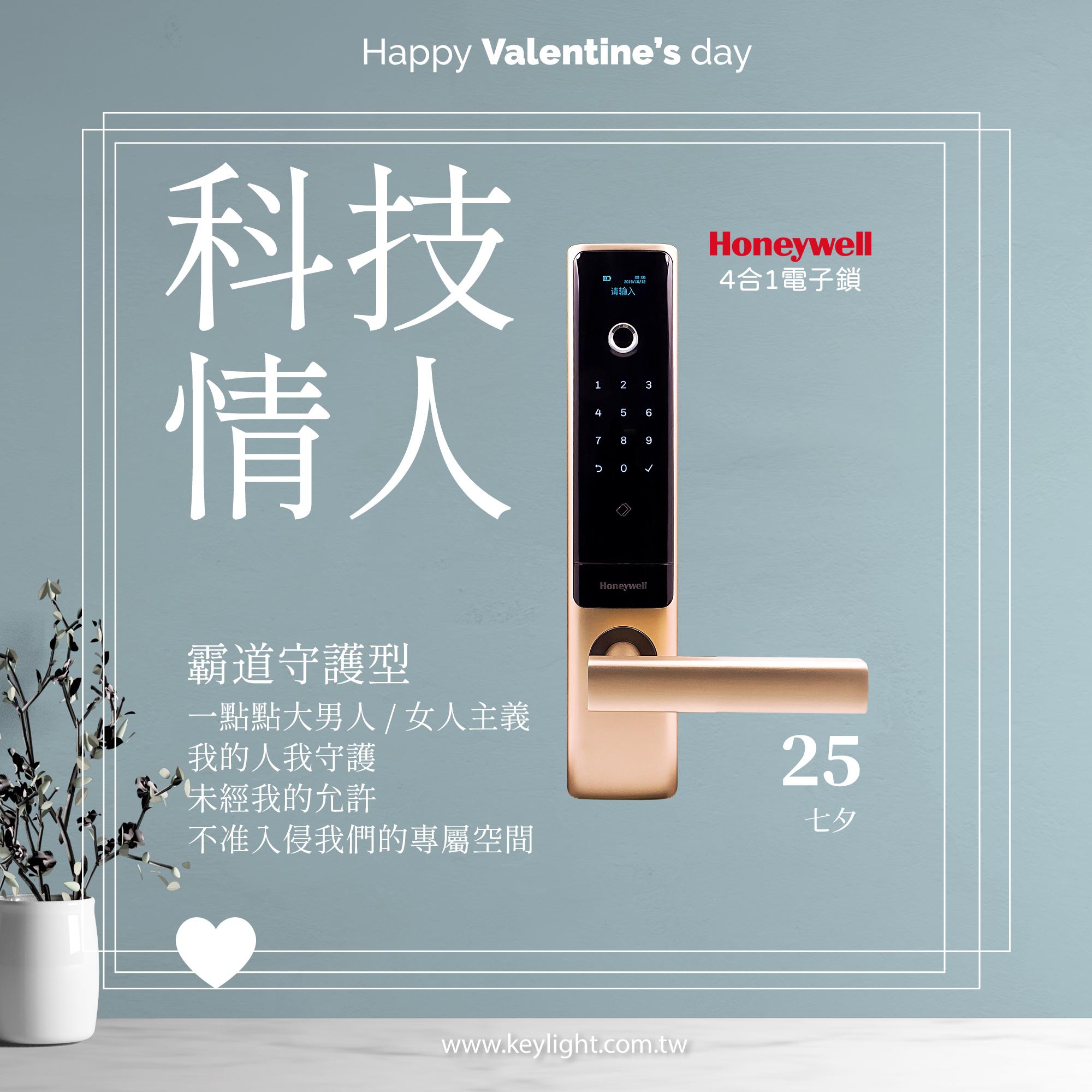奇萊科技情人節-Honeywell4合1電子鎖.jpg