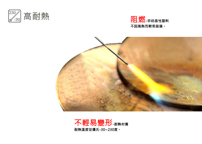 高耐熱材質
