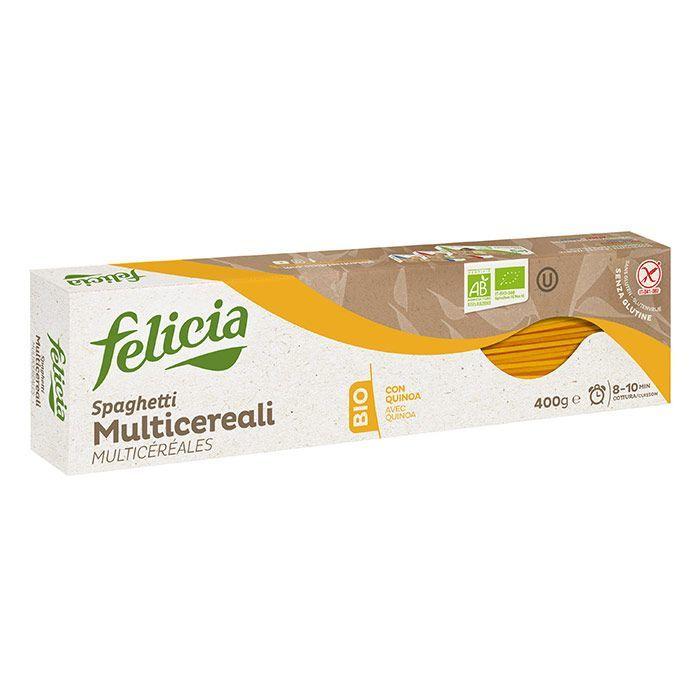 Felicia-Multicereali Multigrain Spaghetti (Gluten Free)