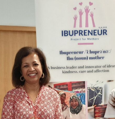 Ibupreneur Malaysia - Marina Mahathir