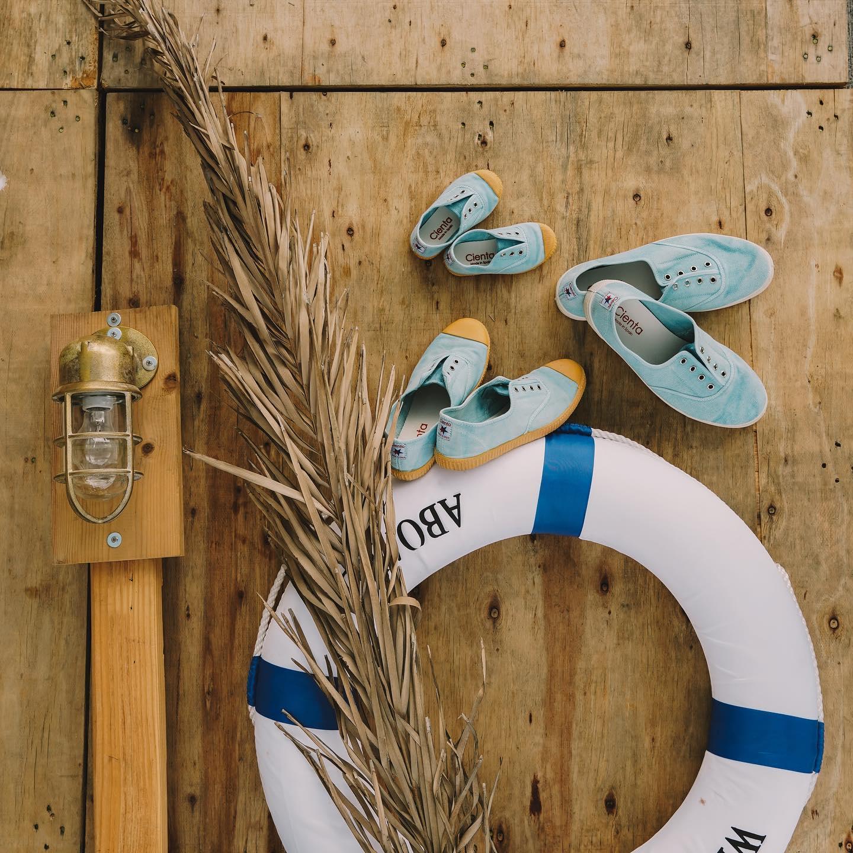 CIENTA 西班牙帆布鞋 | Summer Sale