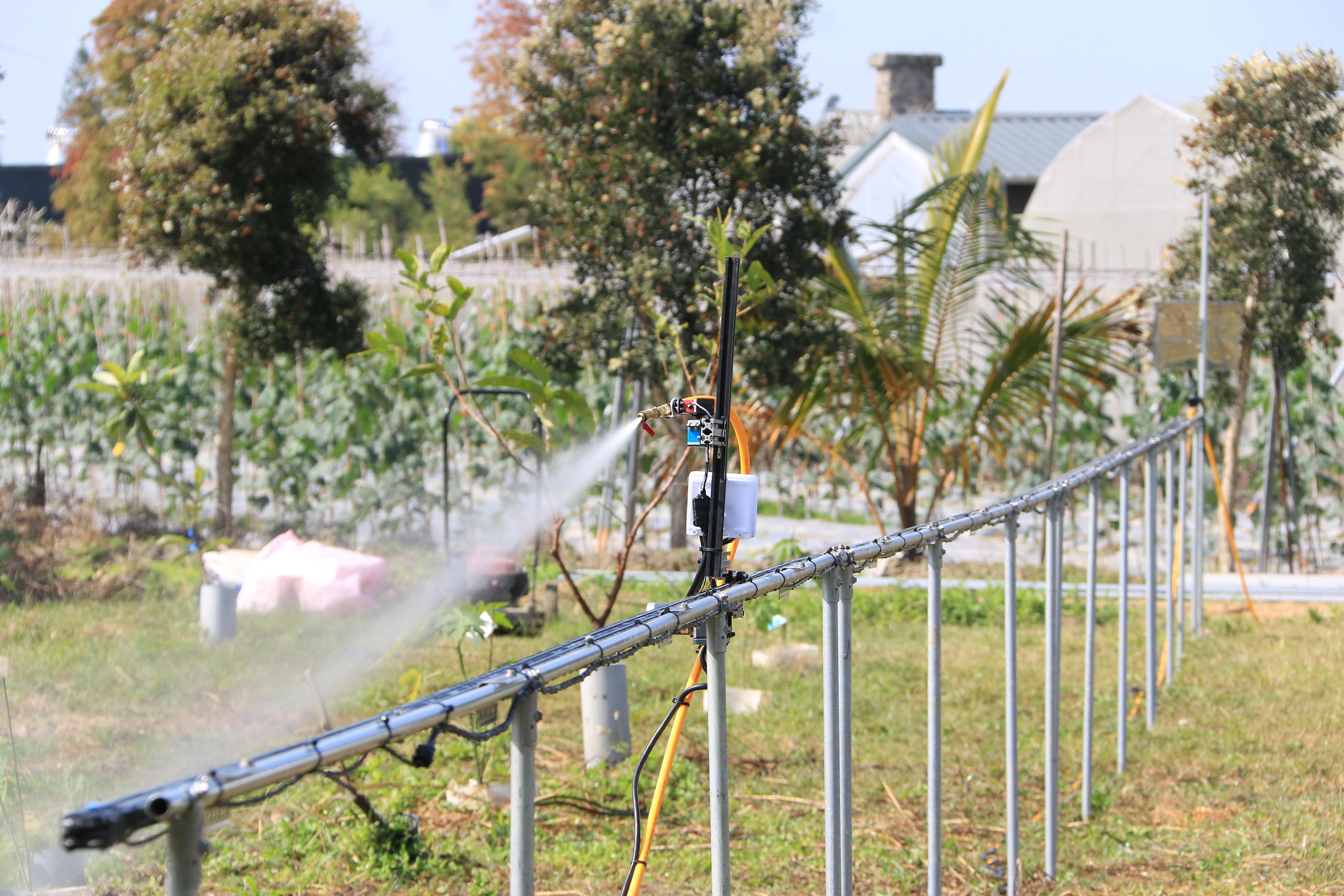 宇安科技—讓你的農田更聰明 | 自動噴灑系統