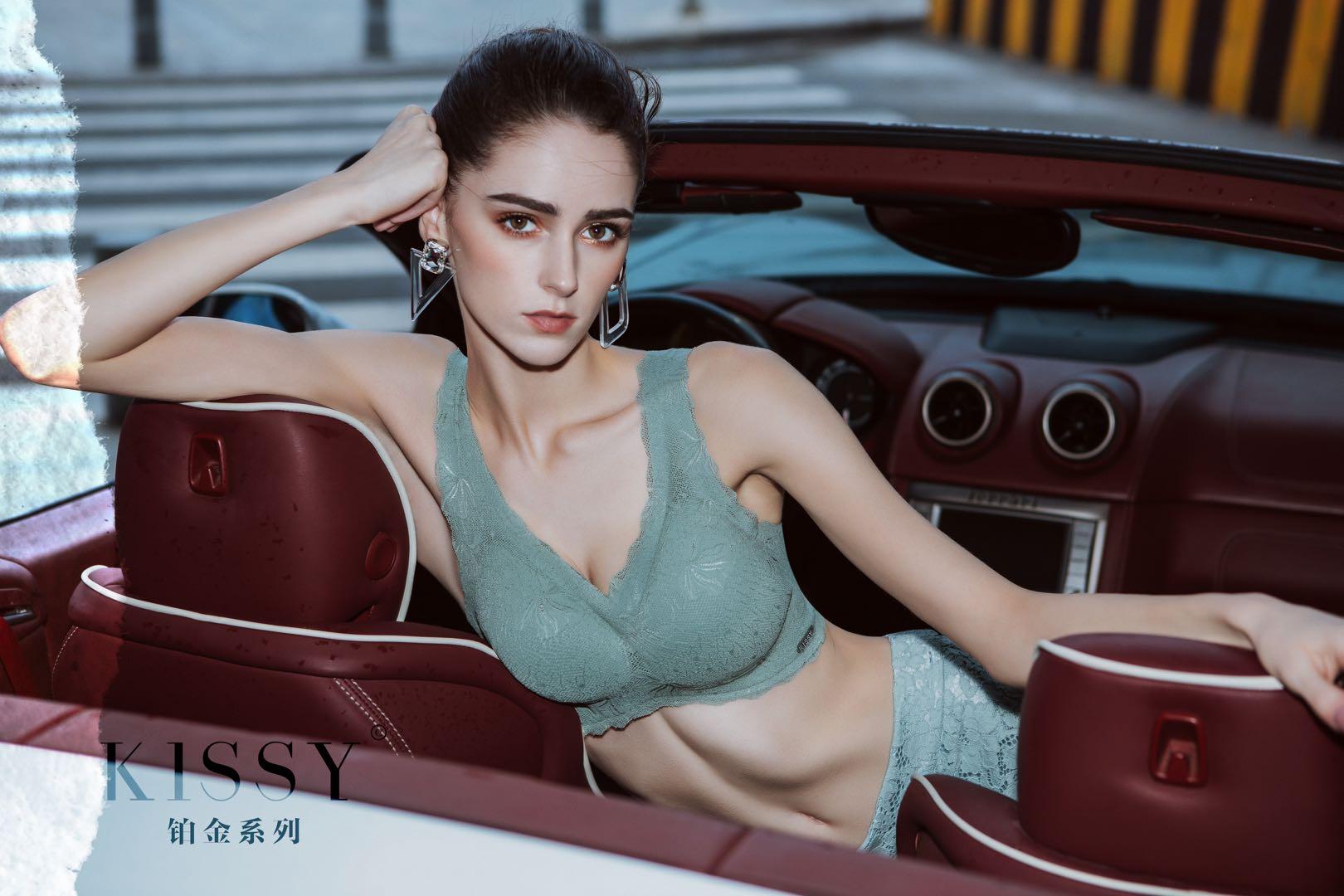KISSY Taiwan 如吻台灣經銷商 |  - 蕾絲鉑金款