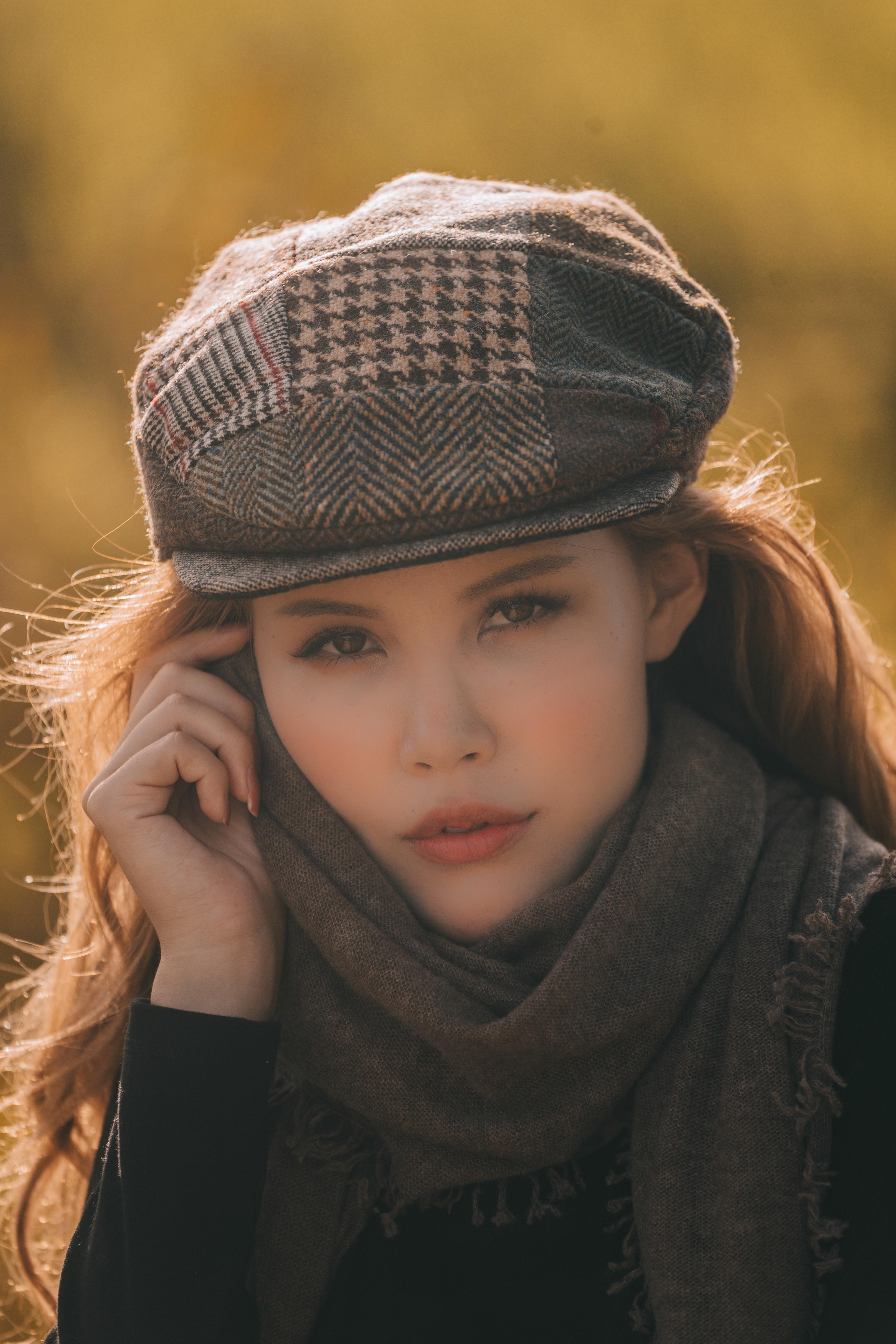 AuChapeau Irish Tweed/Linen Caps