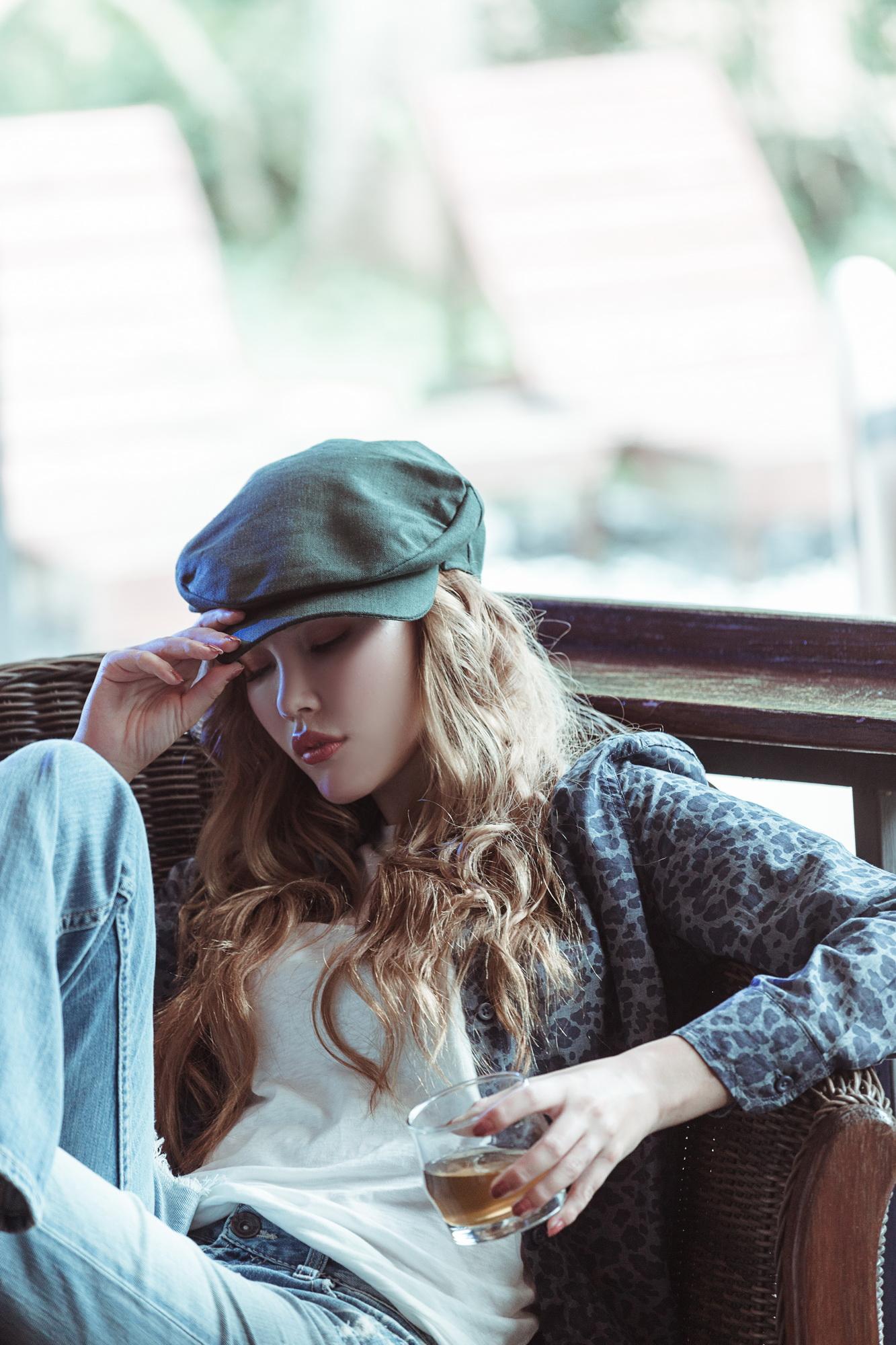 AuChapeau Irish Linen Cap
