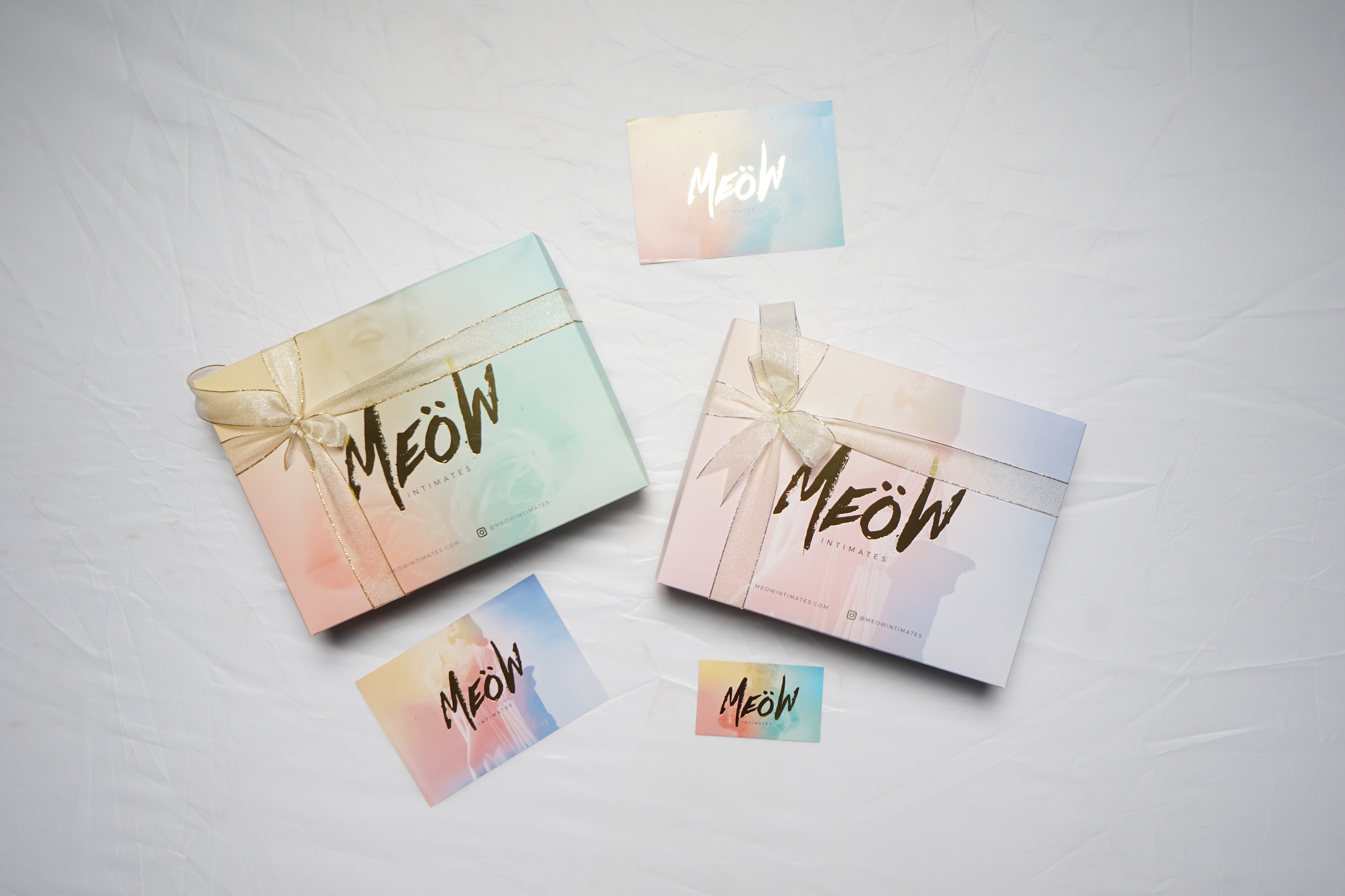 Meöw Intimates | Meöw Collections - Surprise Gift Box
