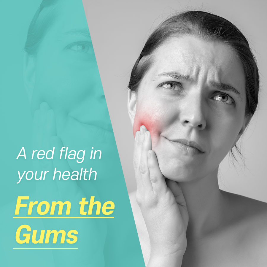 Early Symptom of Periodontal (Gum) Disease