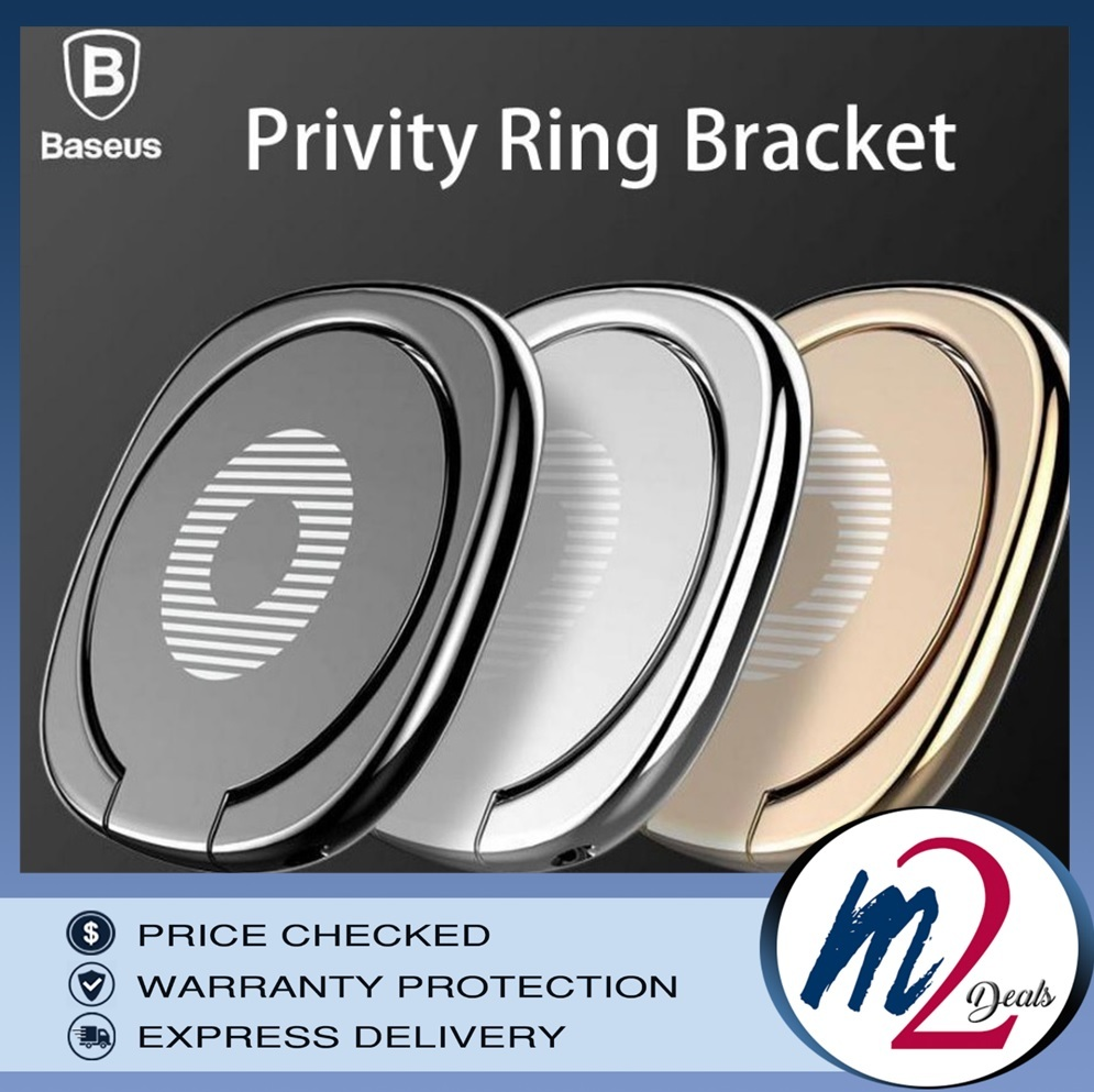 BASEUS Privity Ring Bracket Smartphone Ring Holder Desktop Mount.jpg