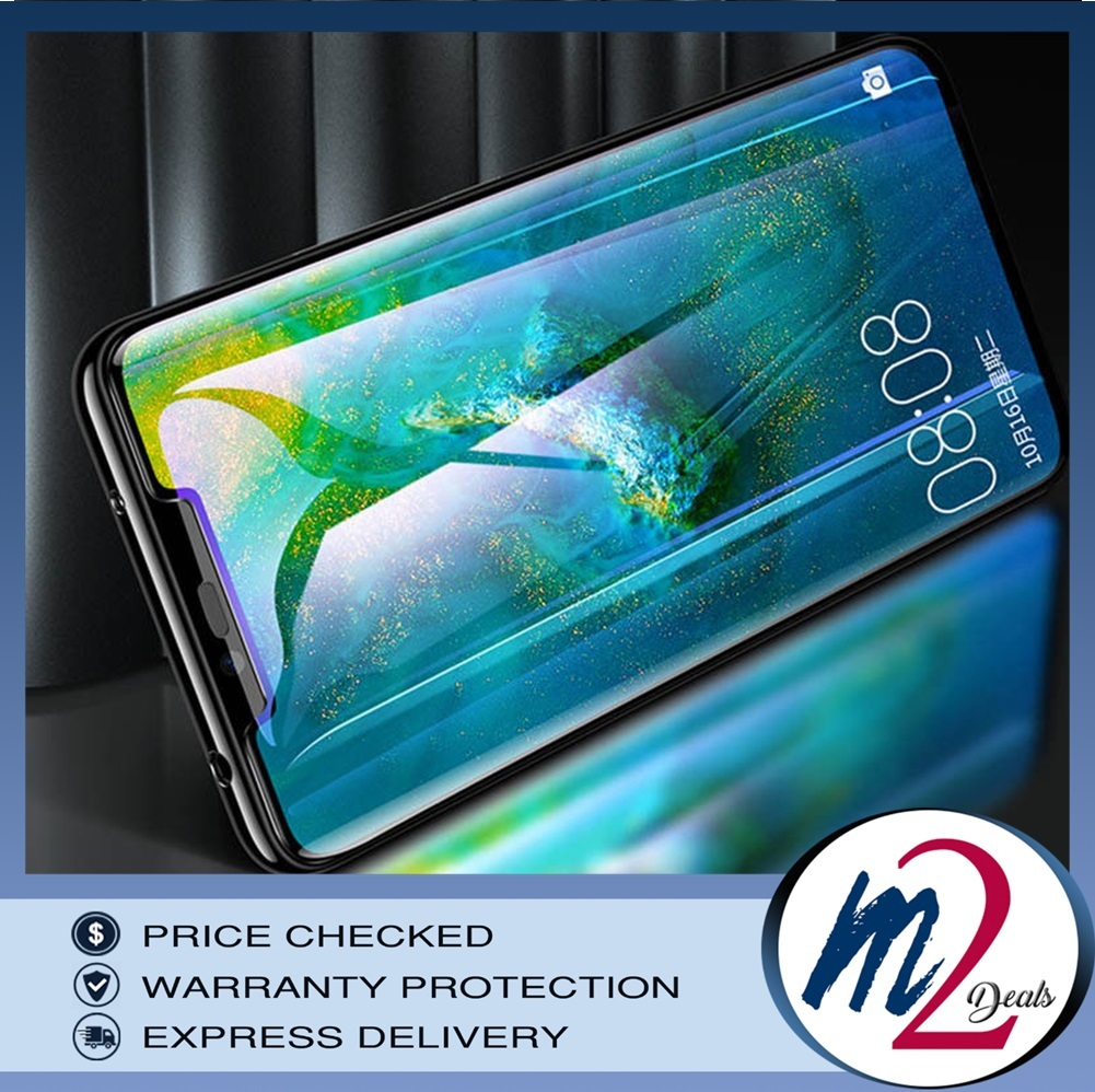 Baseus Huawei Mate20 Pro 0.3mm Full Cover Curve Black Tempered Glass_8.jpg