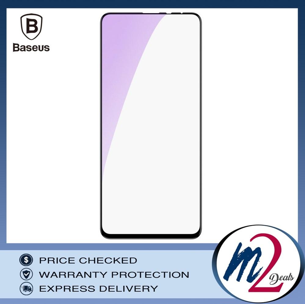 Baseus Xiaomi Mix 3 0.3mm  Anti-bluelight Full Cover Curve Black Tempered Glass2.jpg