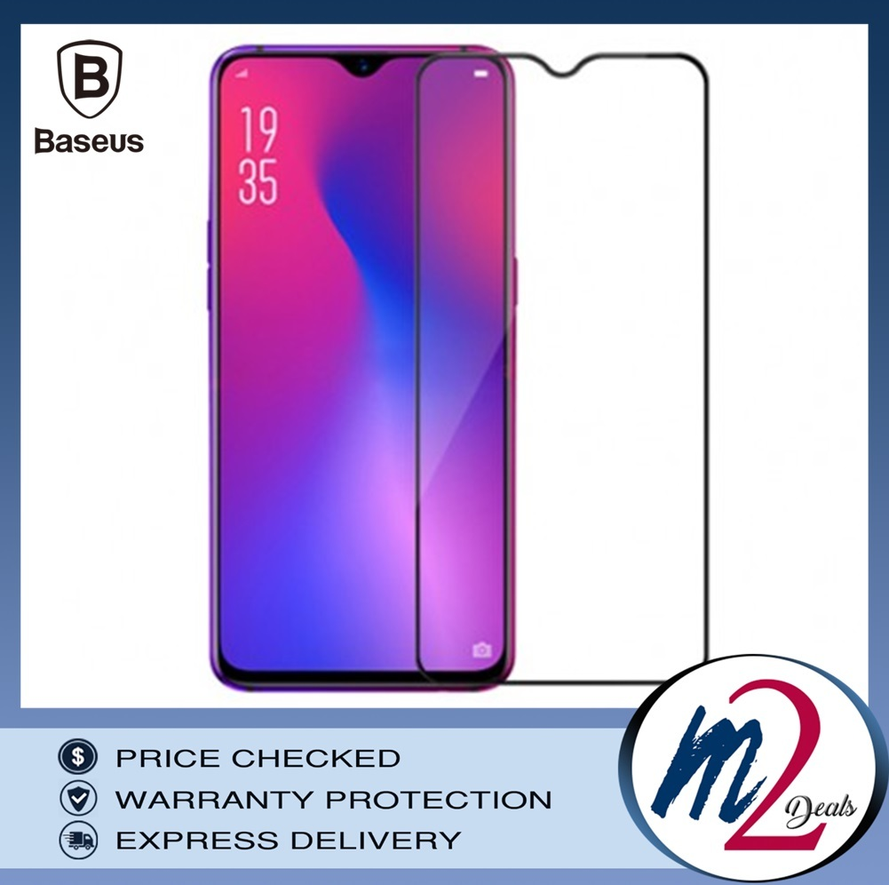Baseus Oppo R17 0.3mm Full Cover Curve Black Tempered Glass.jpg