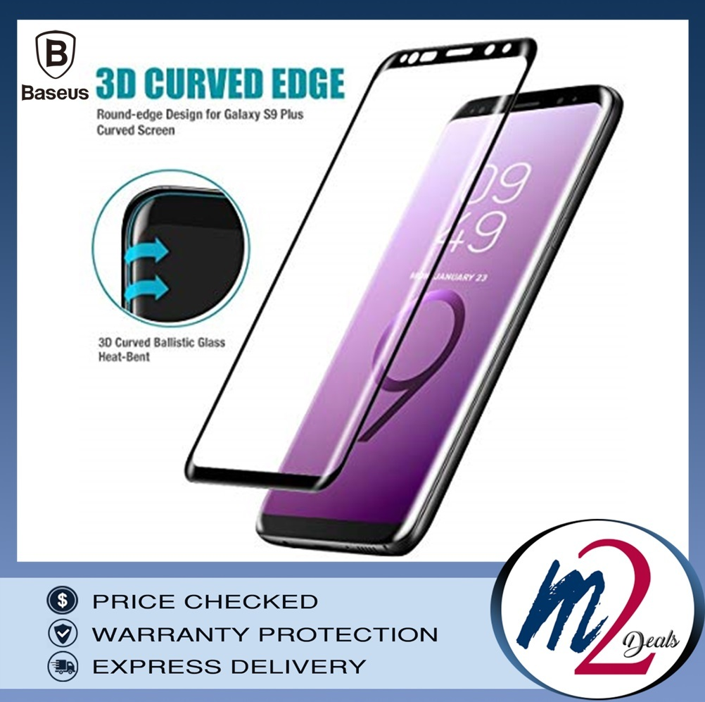 Baseus Samsung Note 9 0.3mm Full Cover Curve Black Tempered Glass_13.jpg