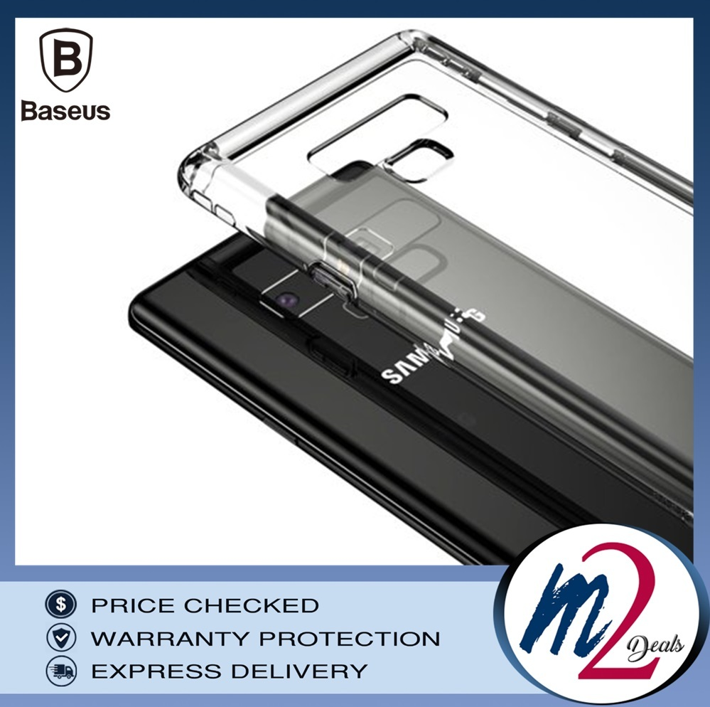 Baseus Safety Airbags Case Transparent NOTE 9.jpg