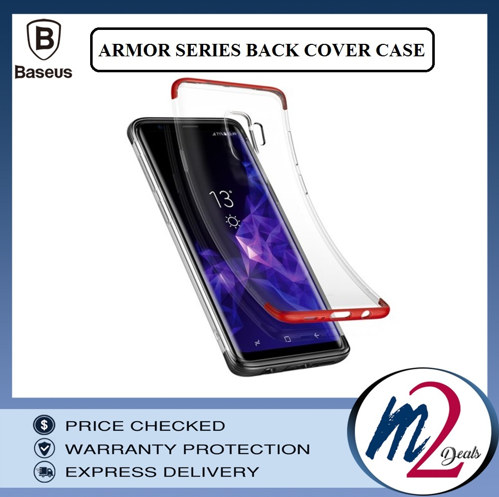 m2deals.my_Baseus Armor Case For samsung S9_RED.jpg