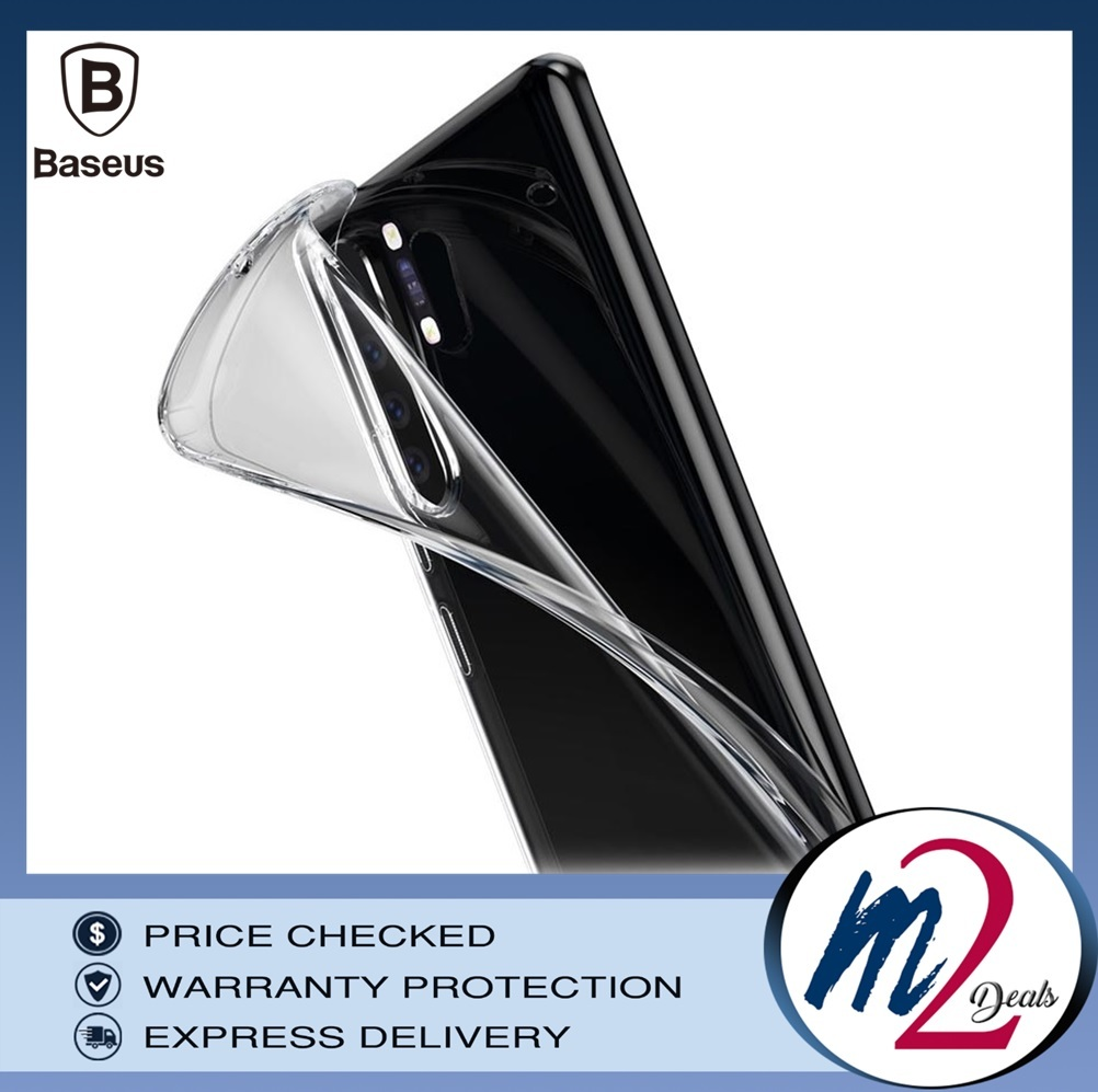 Baseus Simple Case For HUAWEI P30 Transparent_15.jpg