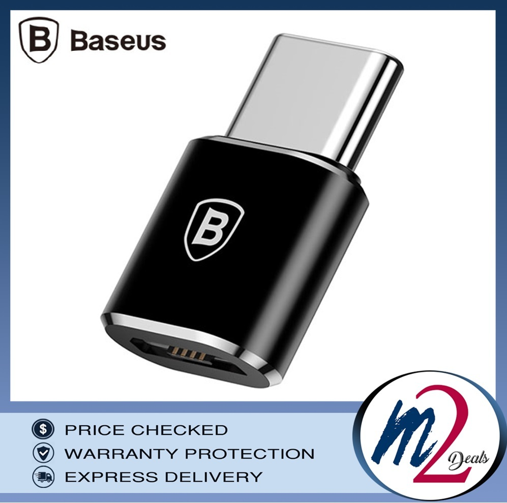 Baseus Micro Female To Type-C Male Adapter Converter Black_.jpg