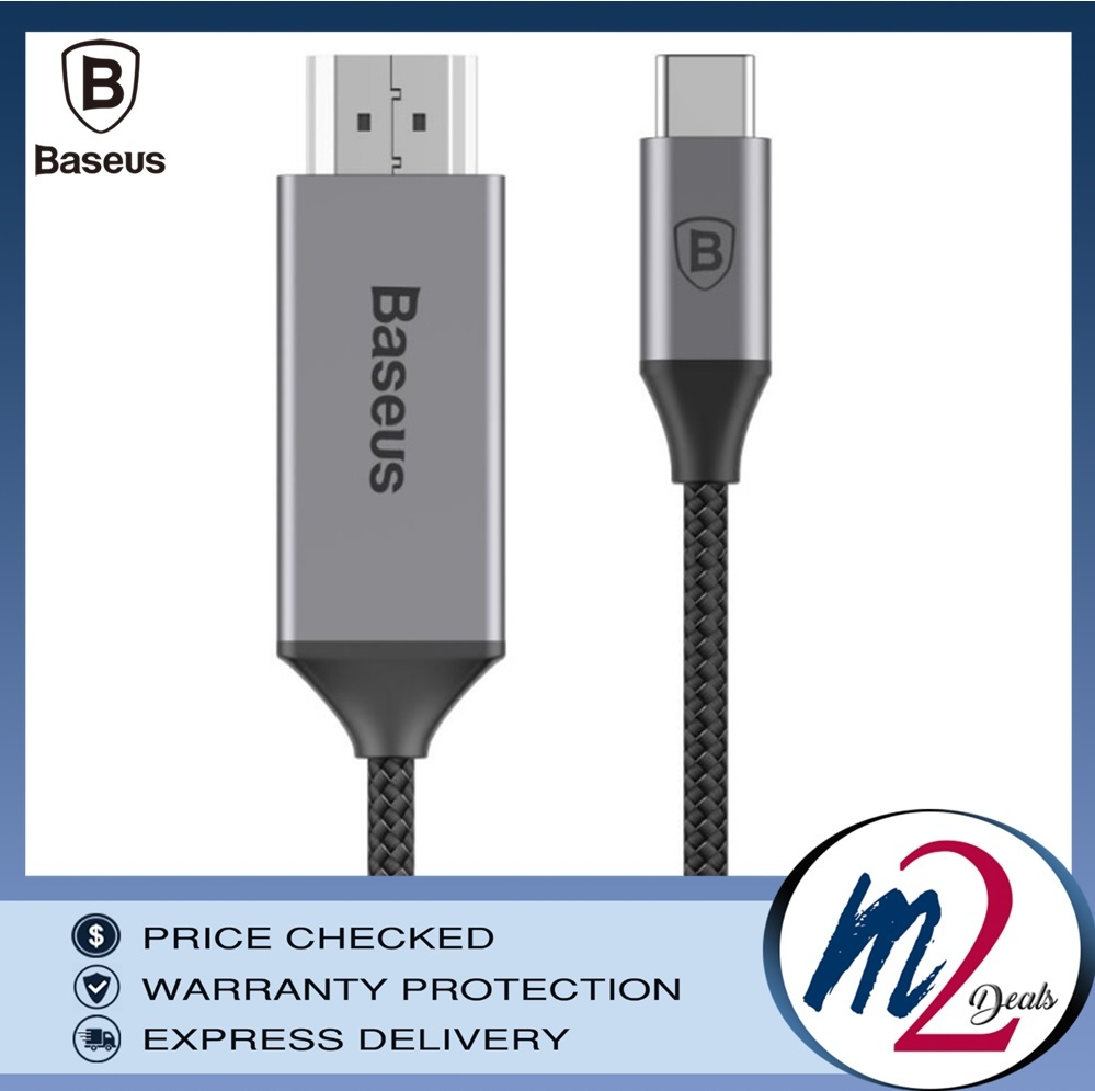 Baseus Video Type-C Male To HD4K Male Adapter Cable 1.8M Space gray_17.jpg
