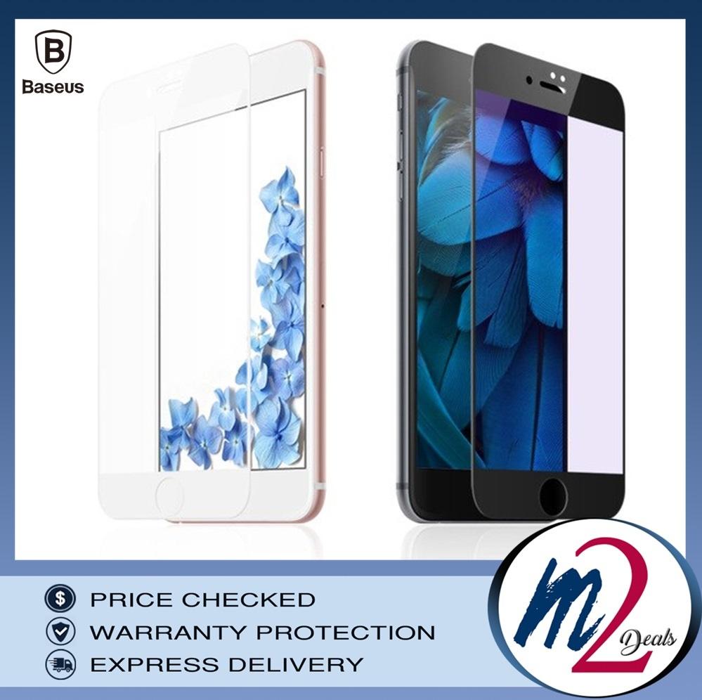 Baseus 0.2mm All-screen Full-glass Anti-bluelight Tempered Glass Film FOR IP7_21.jpg