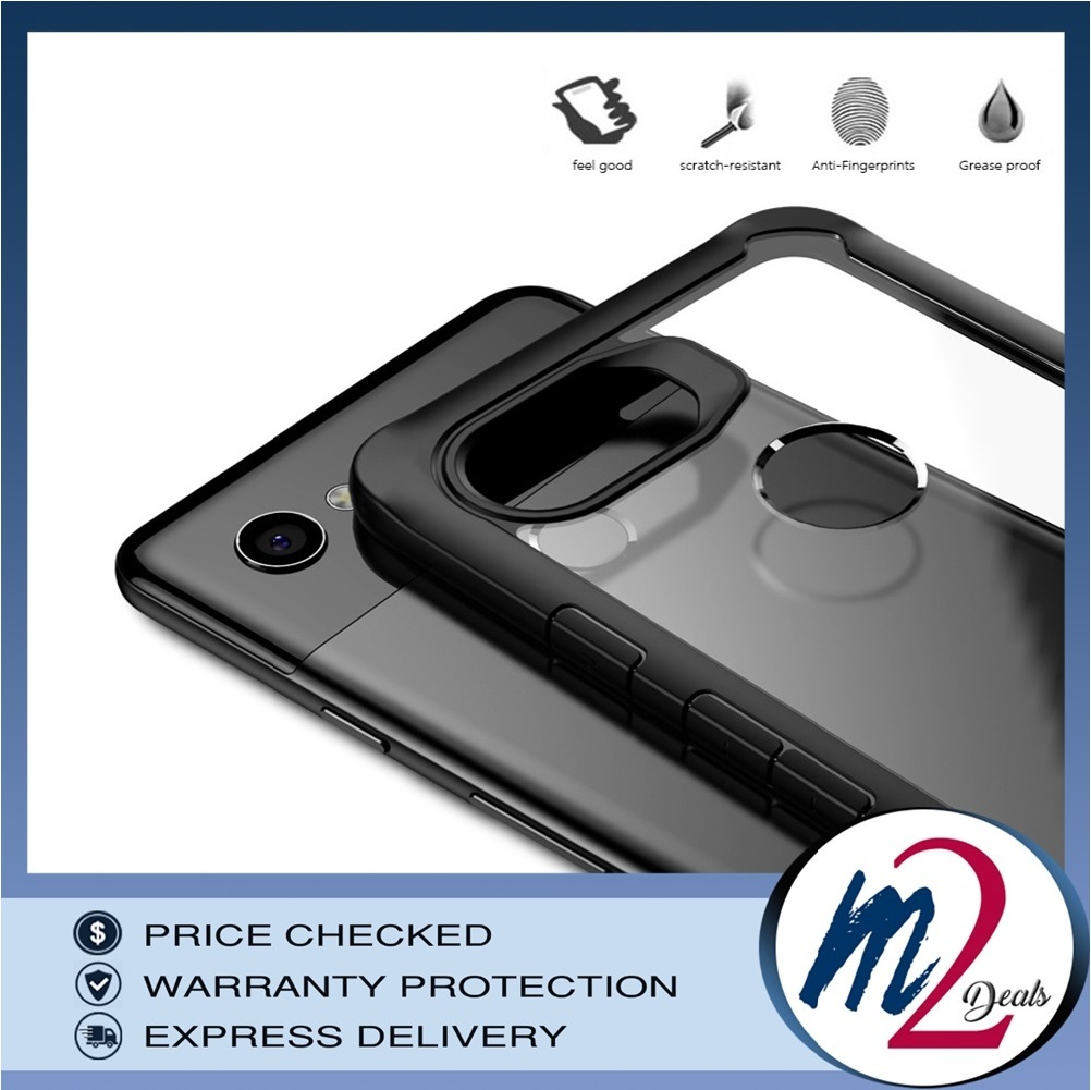 m2deals.my_VISEON CLEAR ACRYLIC PROTECTIVE BACK COVER CASE_GOOGLE PIXEL 3a XL_1.jpg