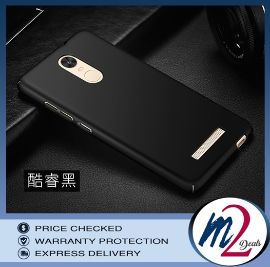 m2deals.my_frosted hard back cover casing_xiaomi note 3_black_1.jpg