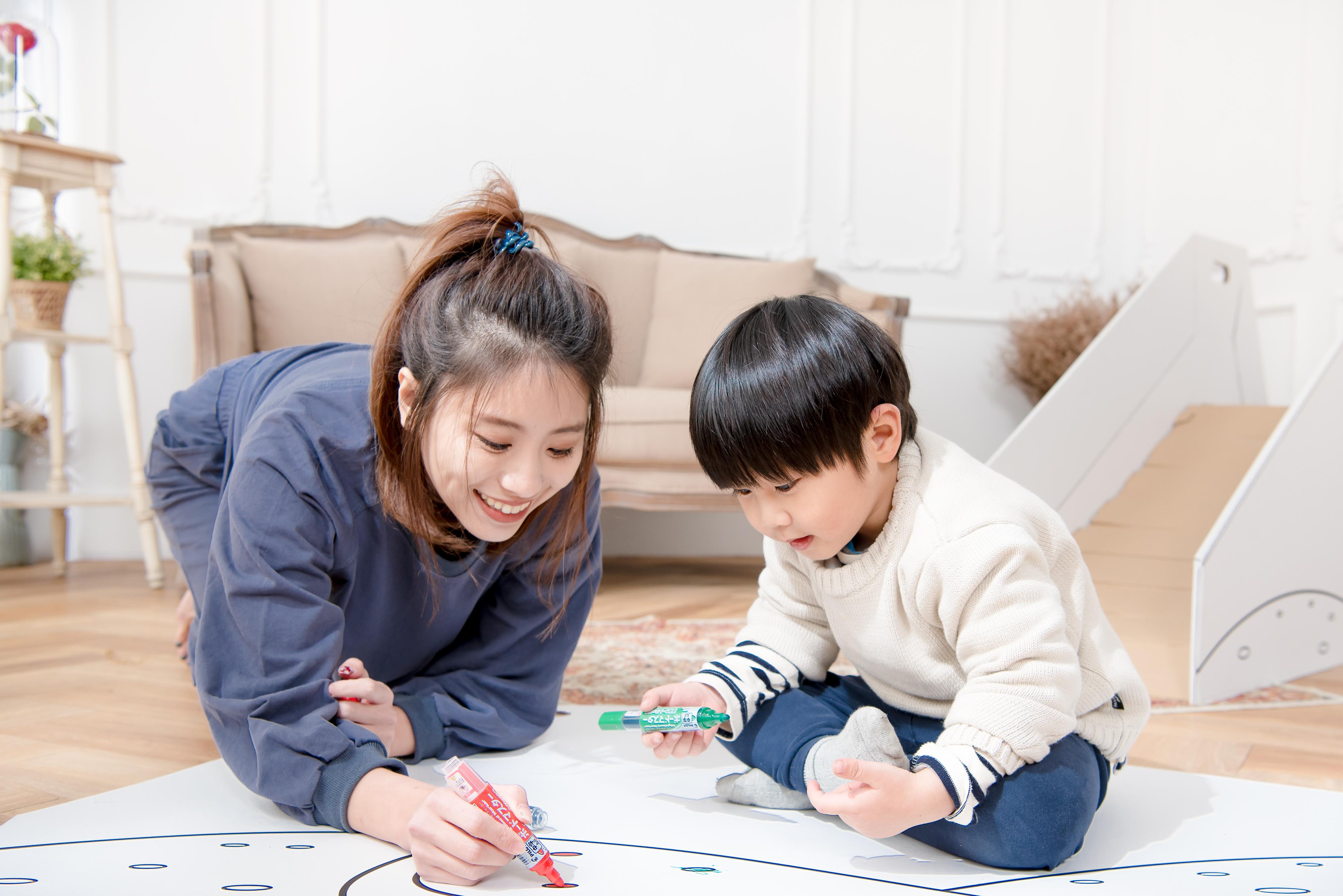 CHARPAPA | 激發孩子的創造力