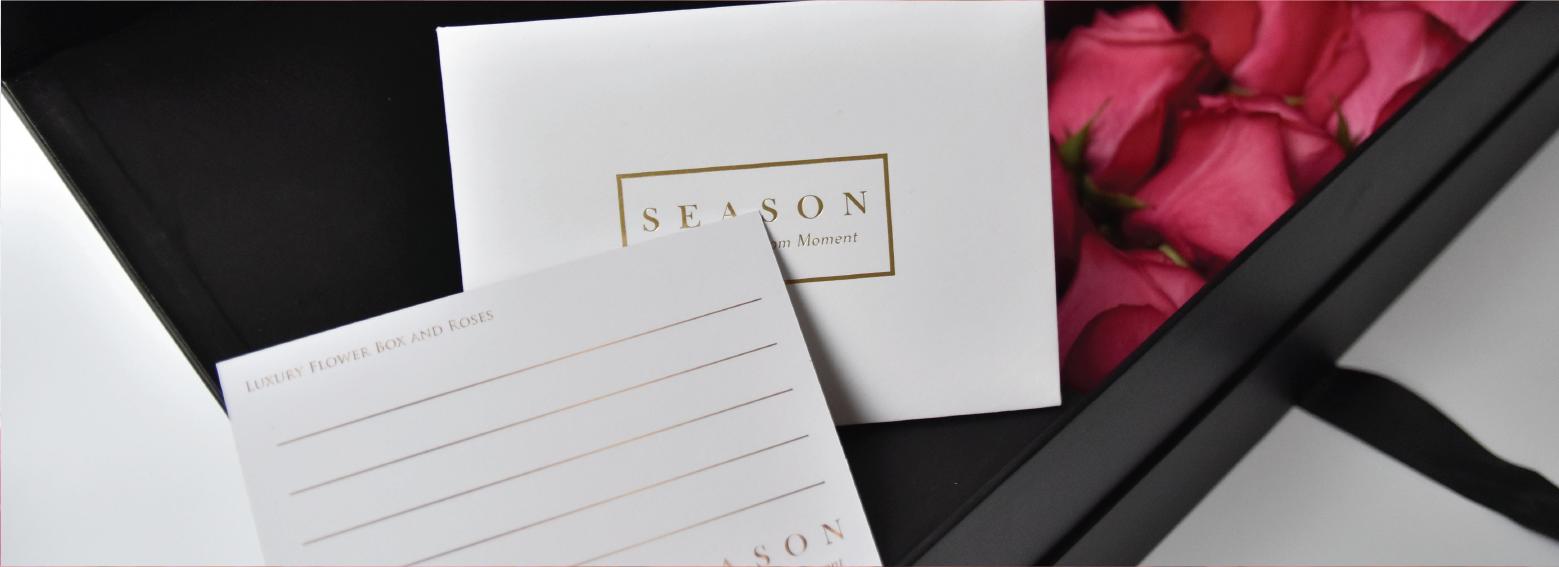 SEASON 四季季盛禮盒花專門 | 全館限時!優惠免運中