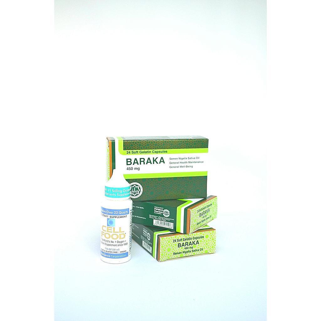 HLTUS011700004 NU SCIENCE Cellfood (1 Pack) + BARAKA Nigella Sativa Oil (3 Packs).jpg