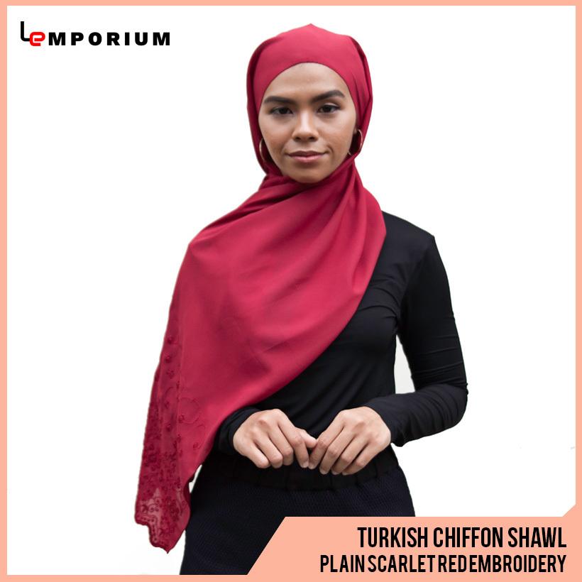TURKISH-CHIFFON-SHAWL---PLAIN-SCRLET-RED-EMBROIDERY.jpg