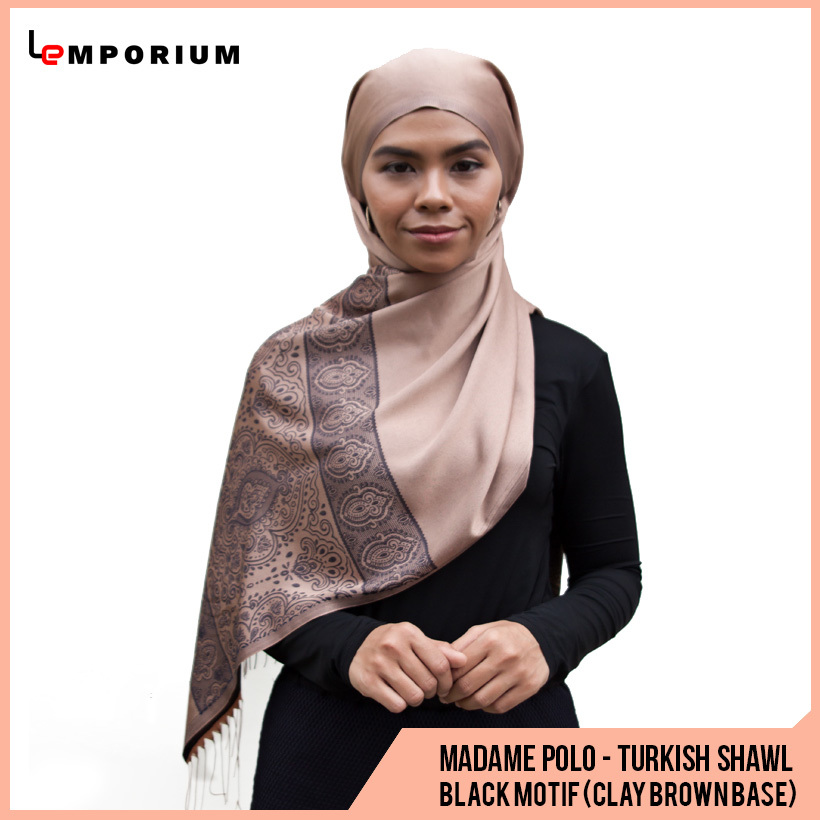 MADAME-POLO-TURKISH-SHAWL-WITH-TESSELS---BLACK-MOTIF-(CLAY-BROWN.jpg