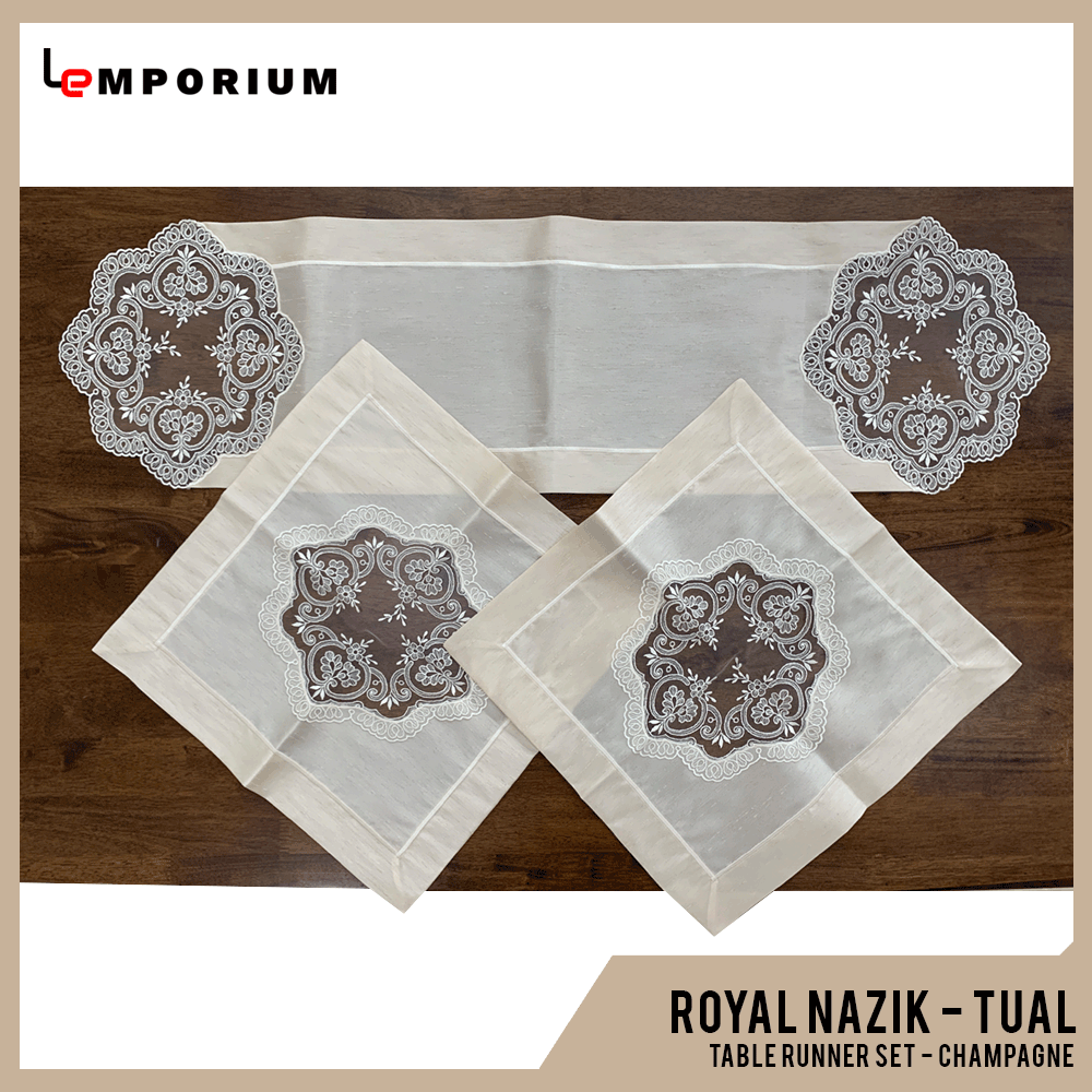 - ROYAL NAZIK - TUAL TABLE RUNNER - CHAMPANGE.png