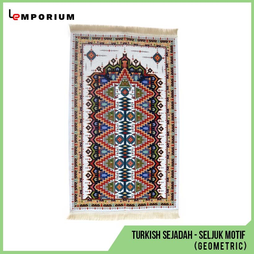 _0000_#11 - Turkish Sejadah - Seljuk Motif (Geometric).jpg