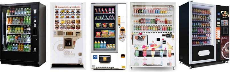 ZMD Vending Services   VENDING MACHINE