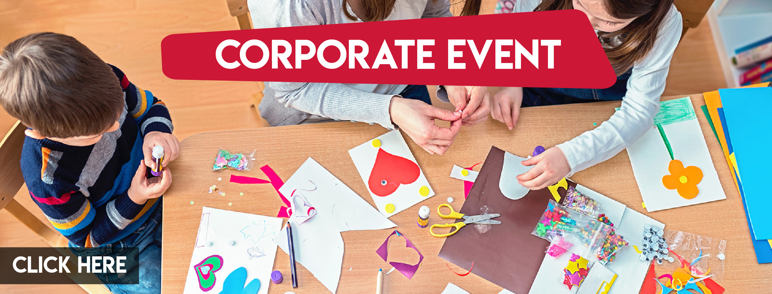 Corporate Event Banner