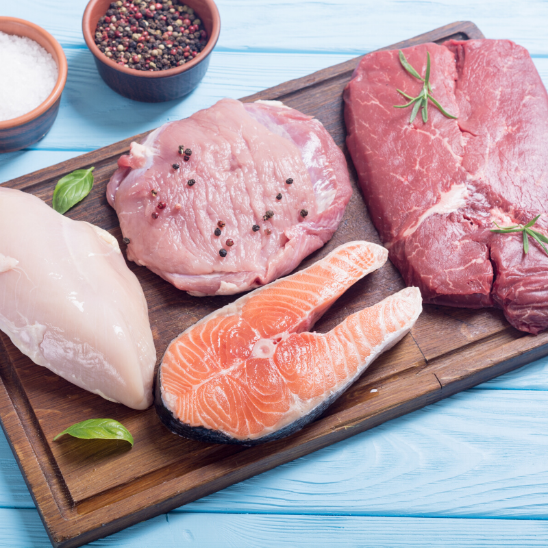 Groove Grocer | Featured Collections - MEAT AND FISH