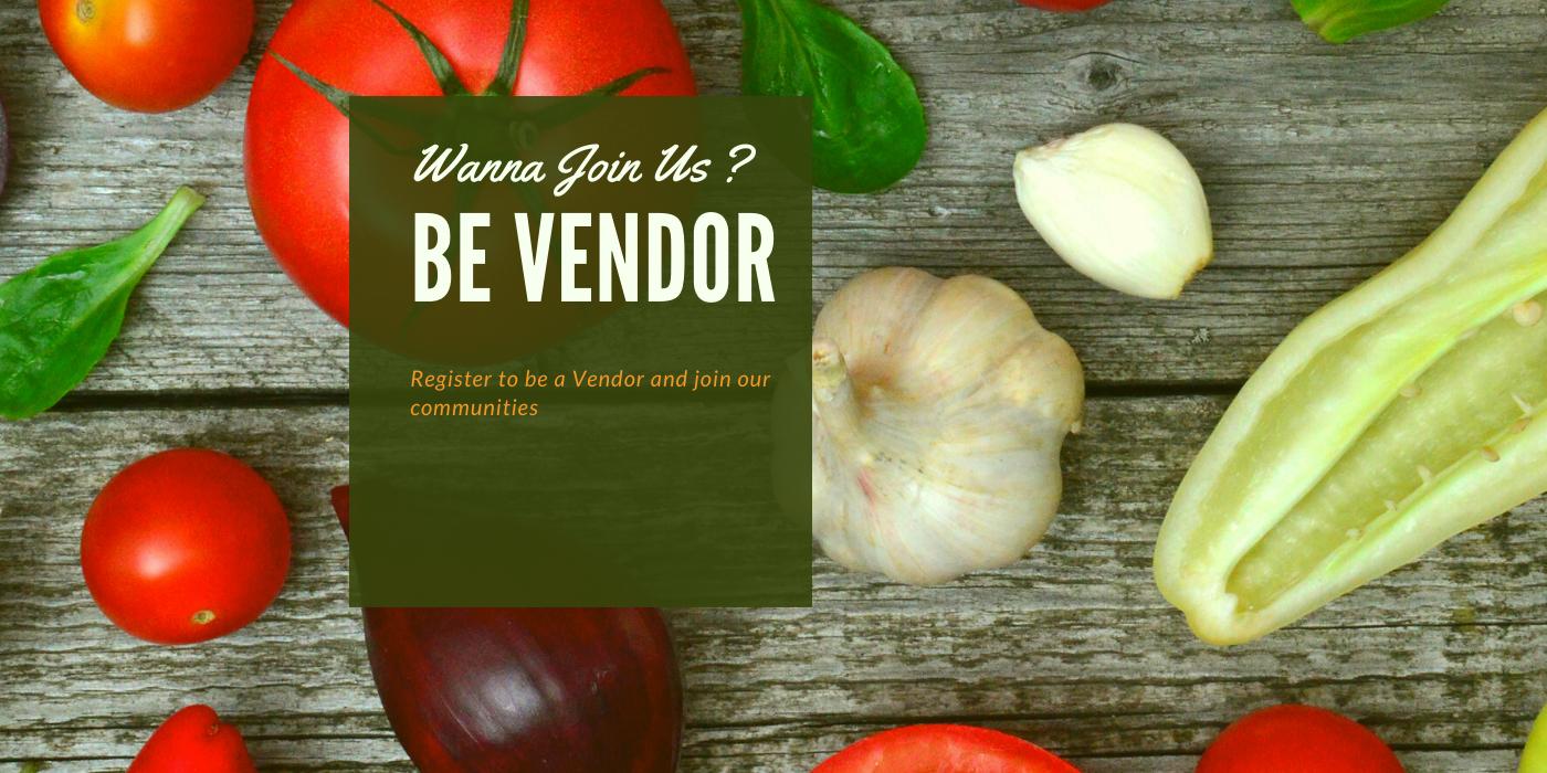 Cyberjaya Farmers Market | Sign Up to be Vendor