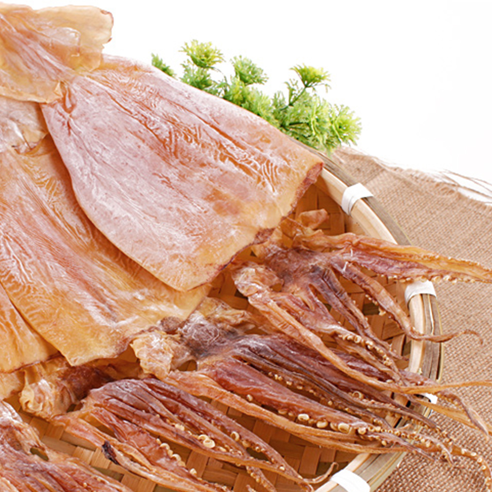 Jia Xiang 家香 | 精选系列 Featured Collections - 鱿鱼丝系列 Dried Squid Series