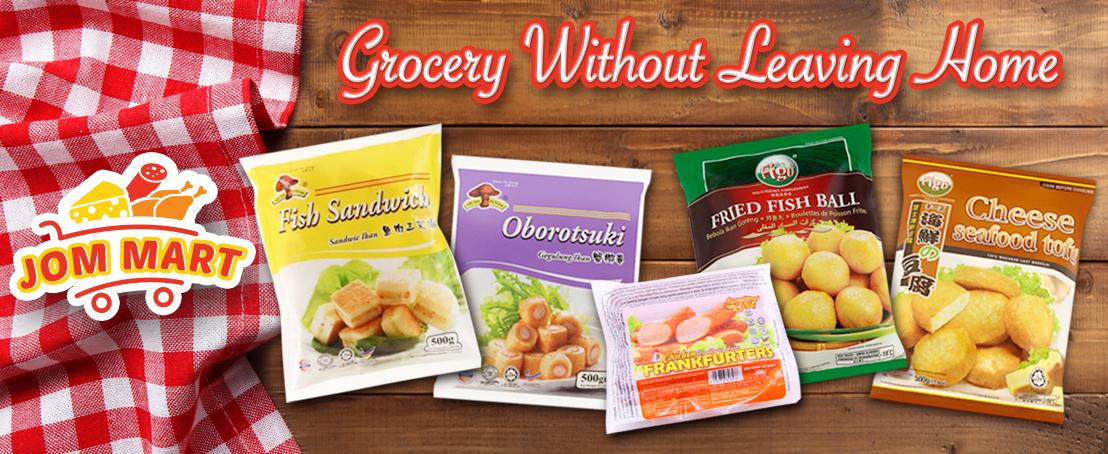 JomMart Online | Featured Collections - Frozen Processed Foods