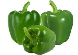 Cili Epal Hijau Green Capsicum.png